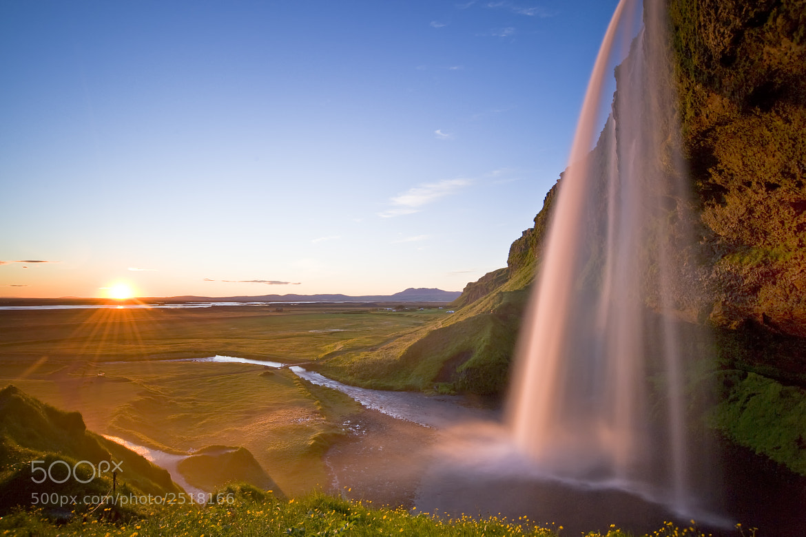 Photograph Seljalandsfoss by Einar Gudmann on 500px