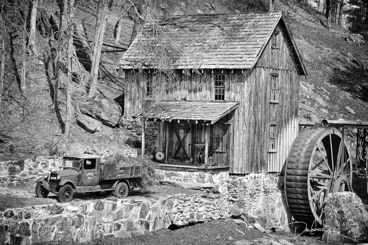 Photograph Sawmill in the South by Dan Cornock on 500px