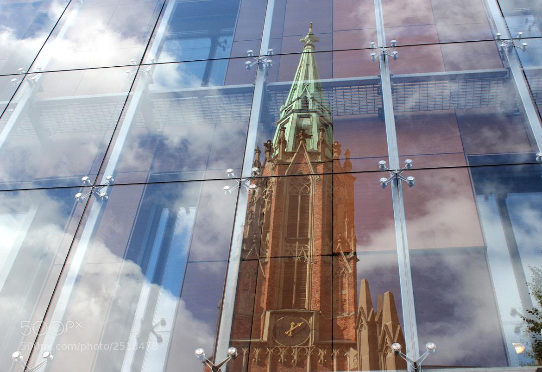 Photograph City reflections by Kira Vatamanuka on 500px
