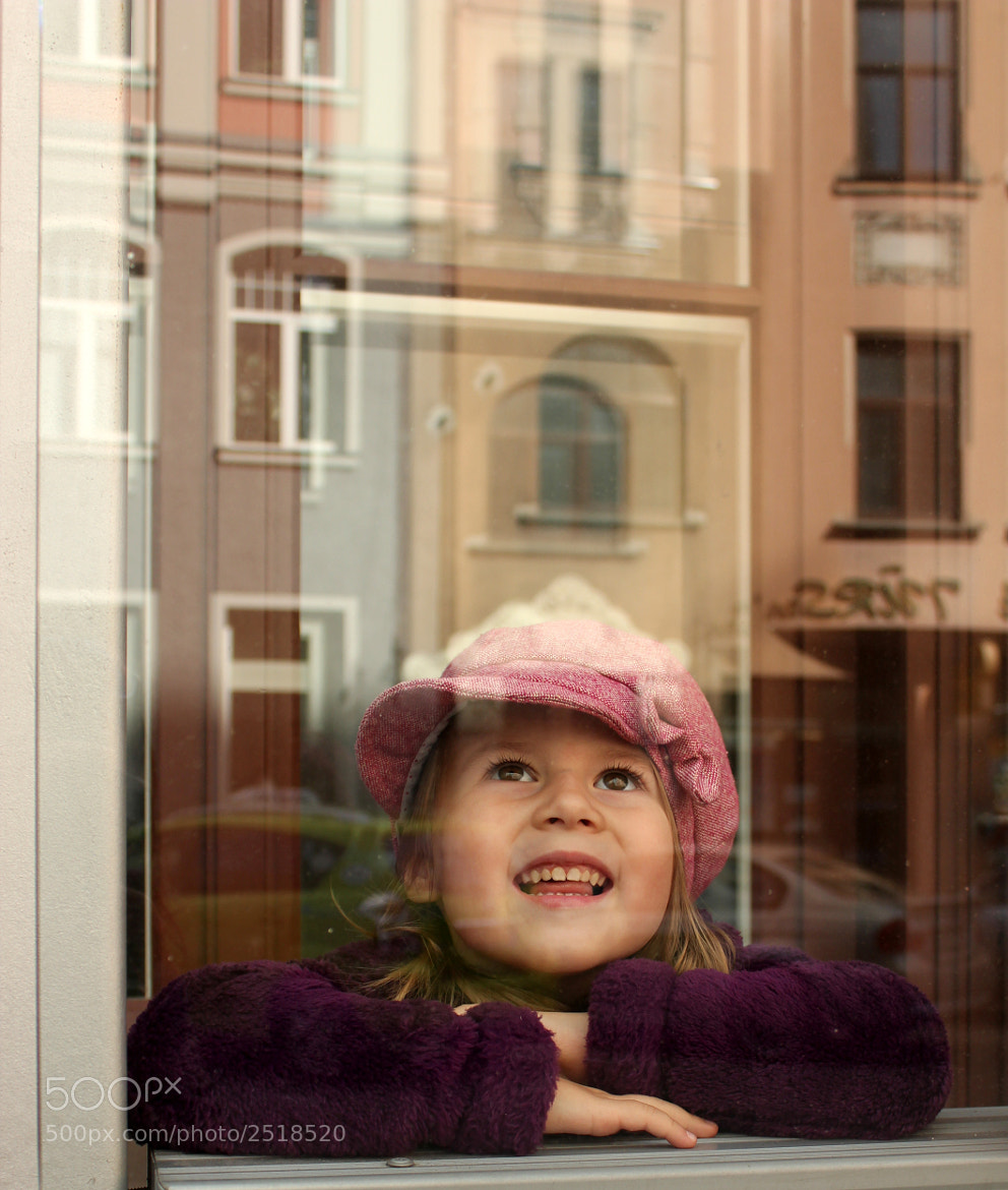 Photograph In a window of reflections by Kira Vatamanuka on 500px