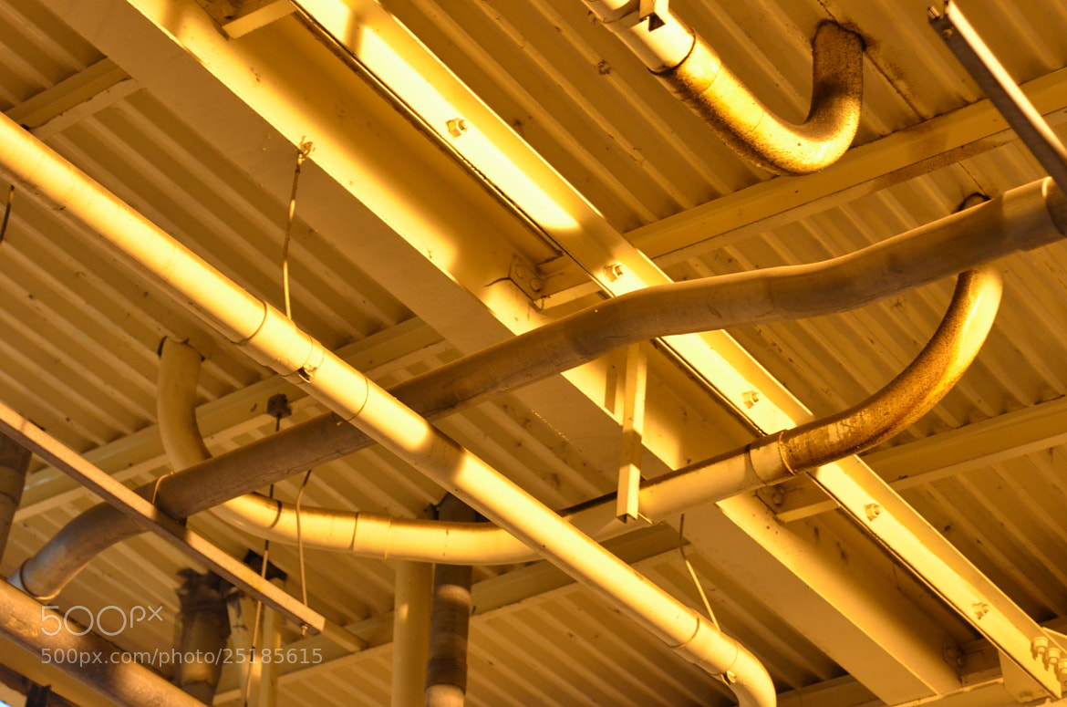 Photograph Pipes by Thomas Powers on 500px