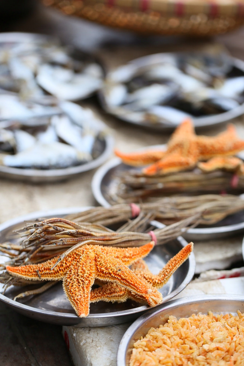 Photograph Chinese Dry Seafood by Ken Liu on 500px