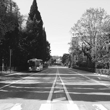 Road, Sony DSC-V1