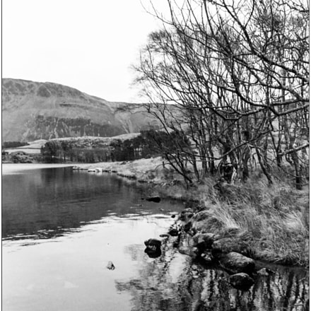 Egde of the Lake, Canon EOS 1N