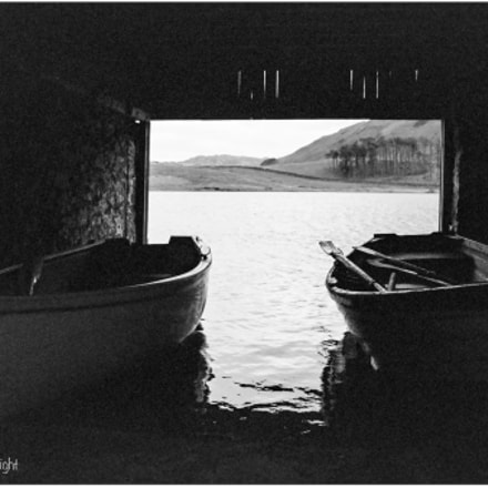 Boat House, Canon EOS 1N