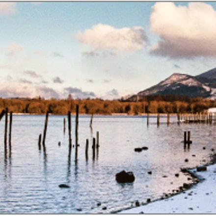 Winter Panorama, Canon EOS 55