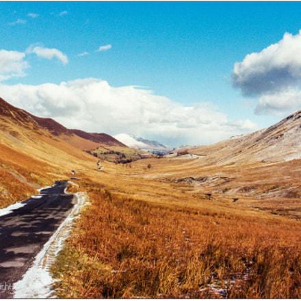 Golden Valley, Canon EOS 55