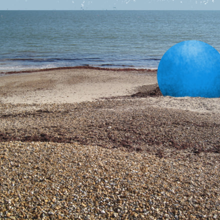 Meditation On The Beach, Canon DIGITAL IXUS 980 IS