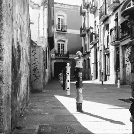 M.G. Pilon's street Tarragona