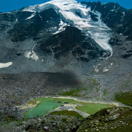 Mountain Akouk, Fujifilm XF1