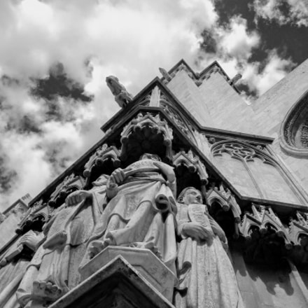 M.G. Gargolas Tarragona Cathedral