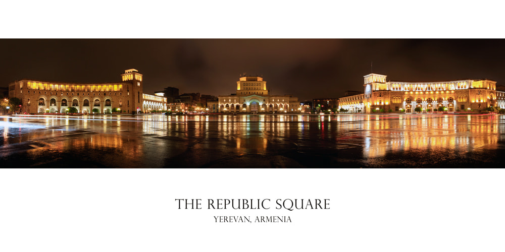 Photograph The Republic Square by Armen M on 500px