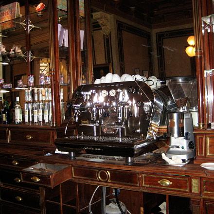 cafe, Canon DIGITAL IXUS 75