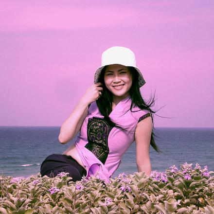 violet style, Sony DSC-W30