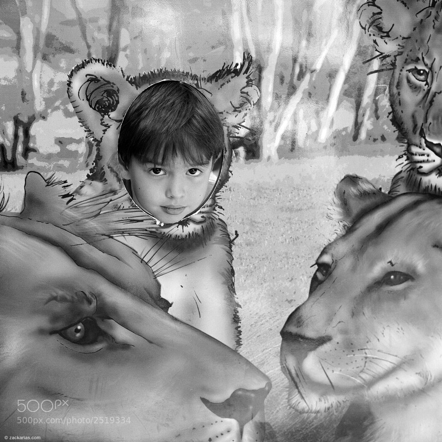 Photograph Zoo with Joshua by Zack Arias on 500px