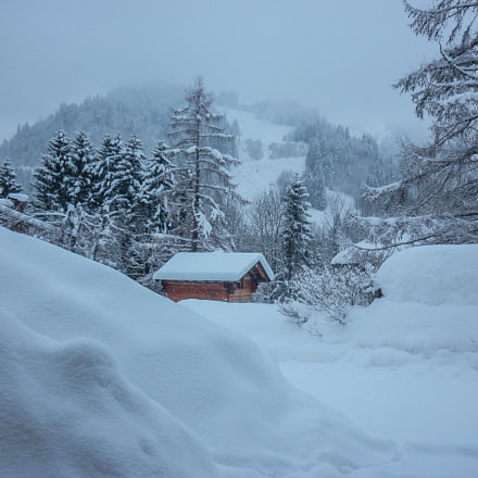 Jour de neige, Panasonic DMC-FS7