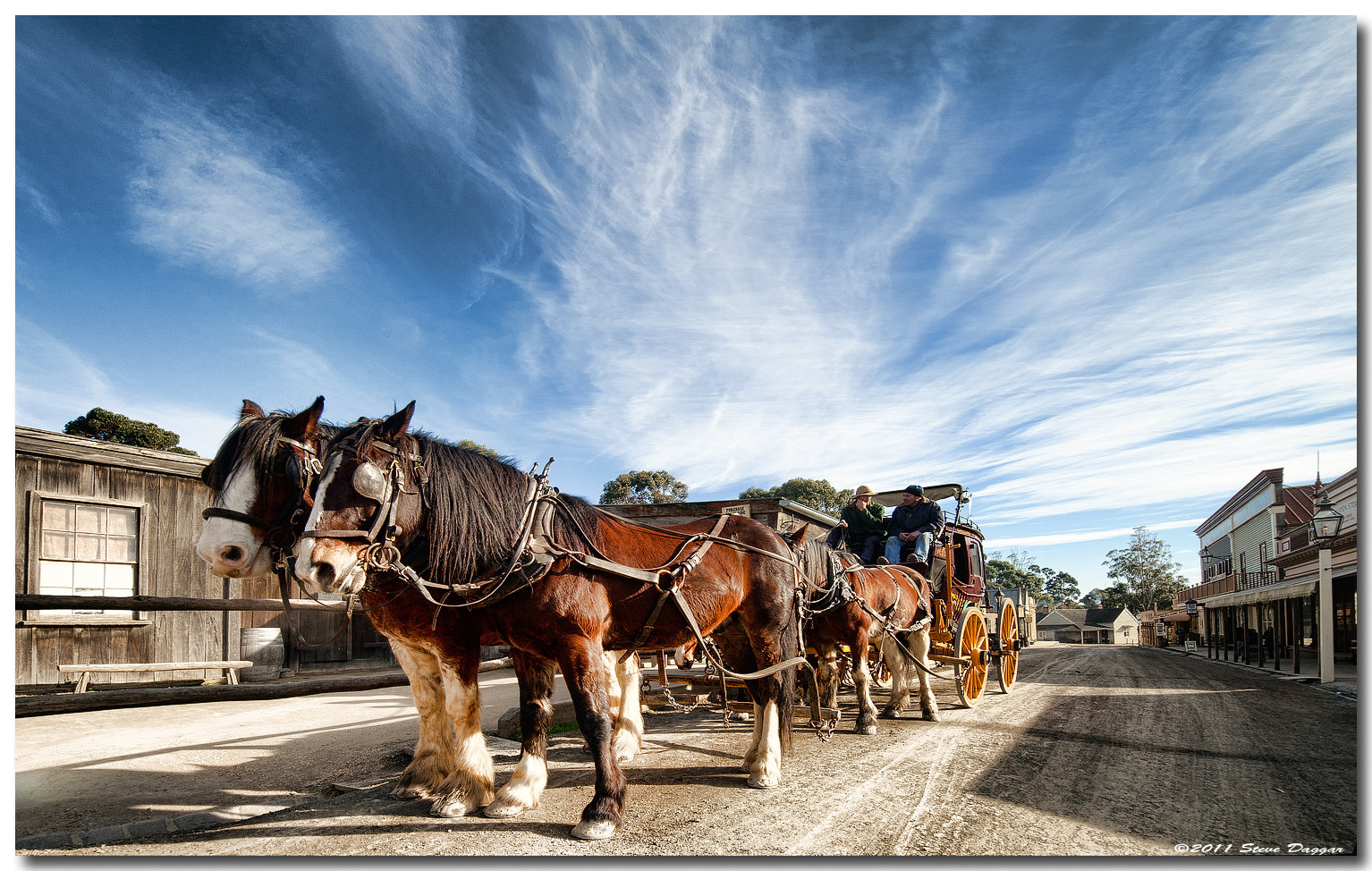 Photograph Sovereign Hill by Steve Daggar on 500px