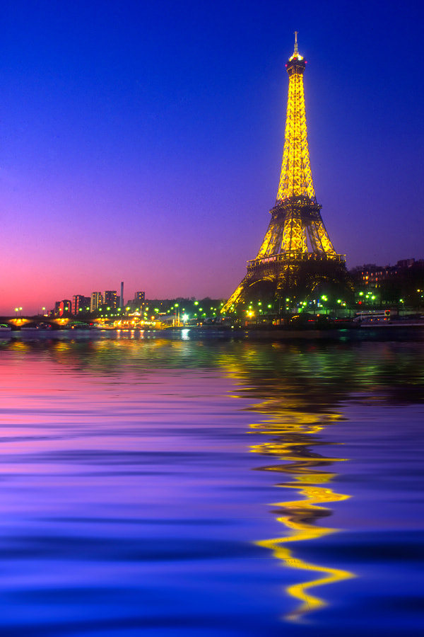 Photograph Paris reflections by Steve Daggar on 500px