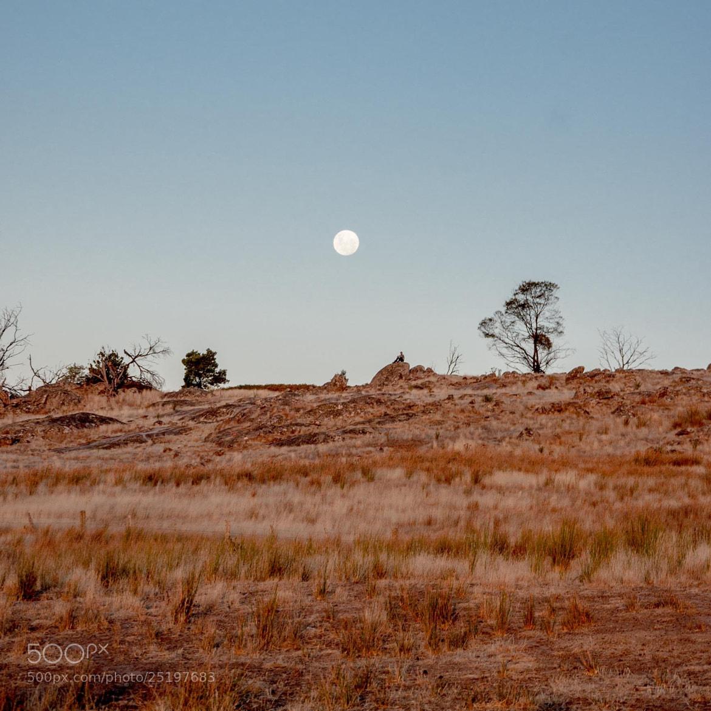 Photograph Moonrise by Peter Wegmann on 500px