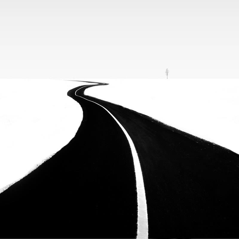 Photograph Road by Hossein Zare on 500px