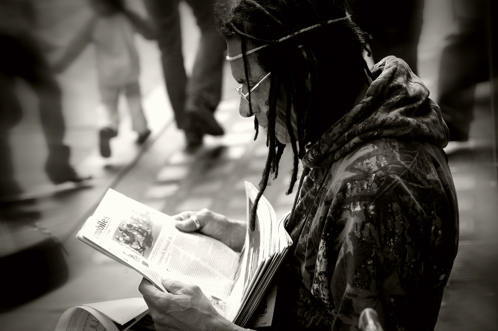 Photograph Afternoon Read by Kent Atwell on 500px