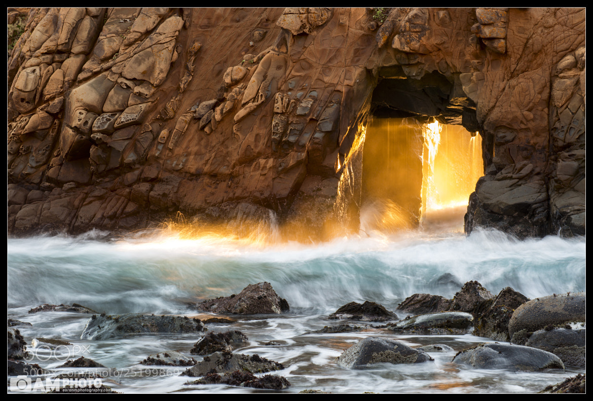 Photograph Molten Water by Aaron M on 500px