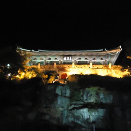Night Castle, Sony DSC-W530