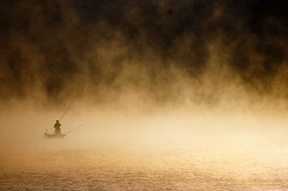 Photograph With two fishing rods by Marcin Sobas on 500px
