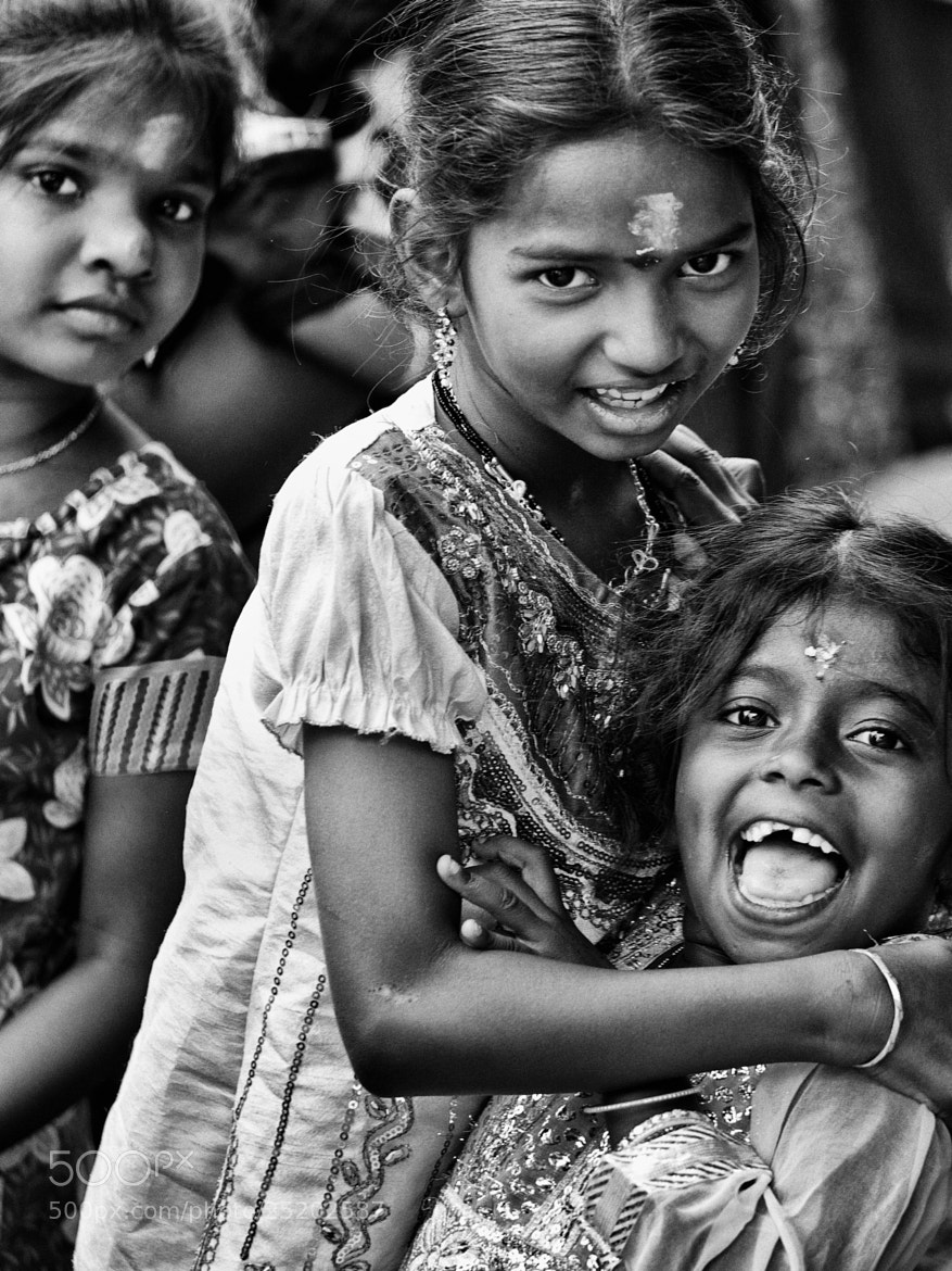 Photograph Indian Girls by Tashi Delek on 500px