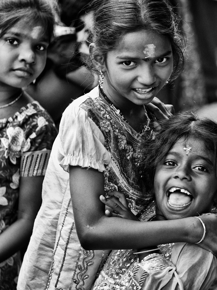 Photograph Indian Girls by Tashi_Delek Nakata on 500px