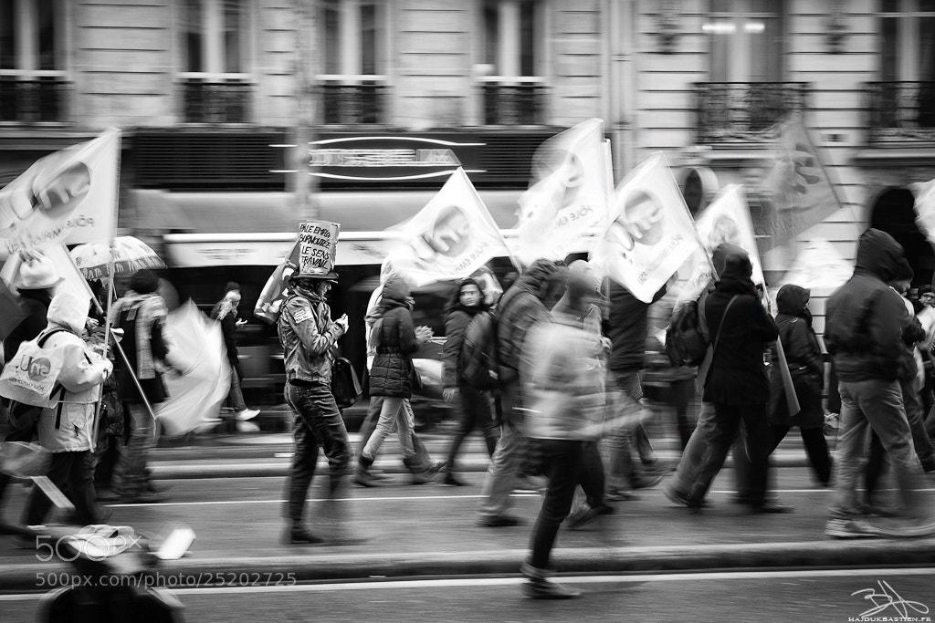 Photograph Chacun son rythme by Bastien HAJDUK on 500px