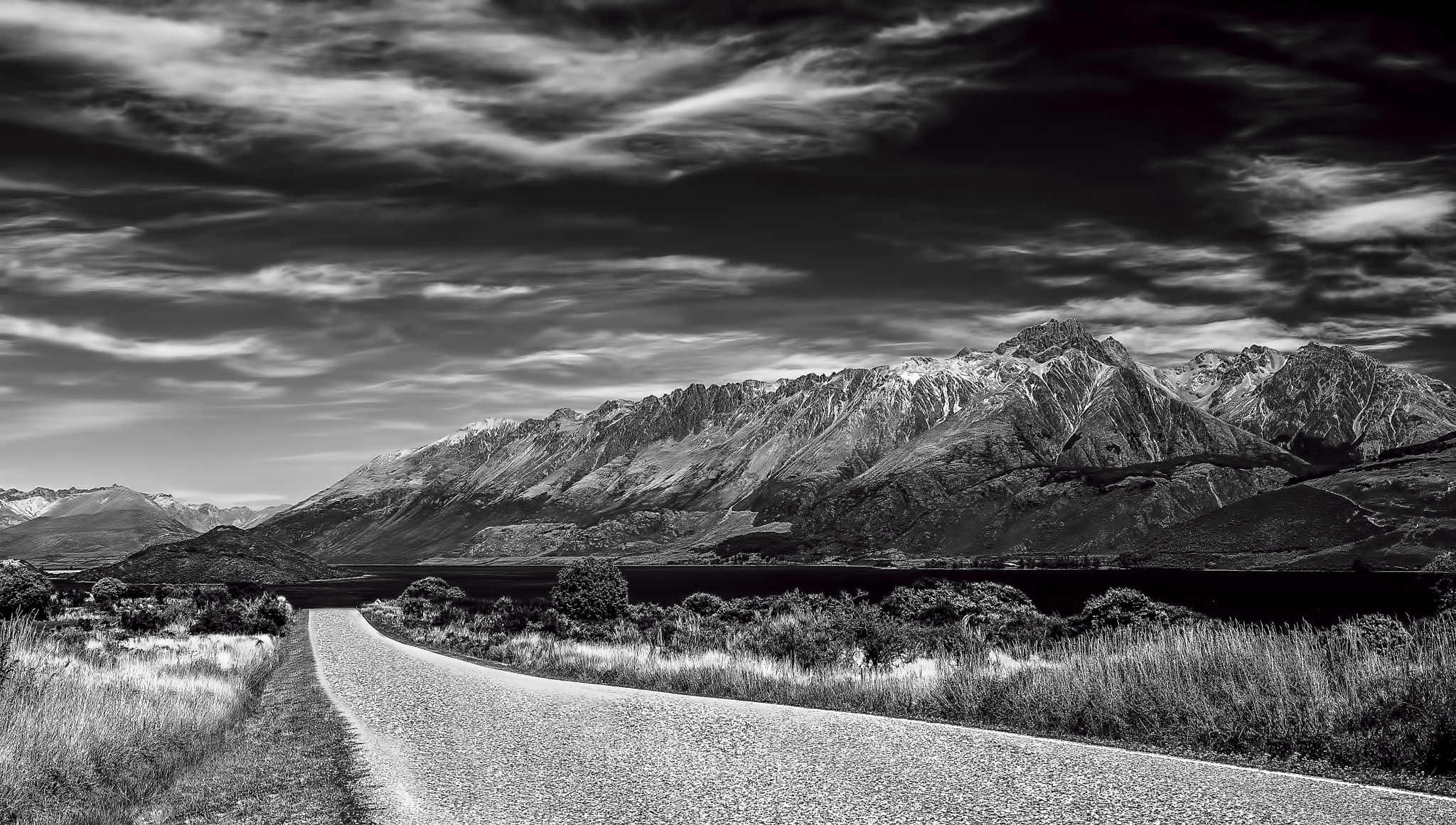 Photograph Road to Nowhere by Margaret Morgan on 500px