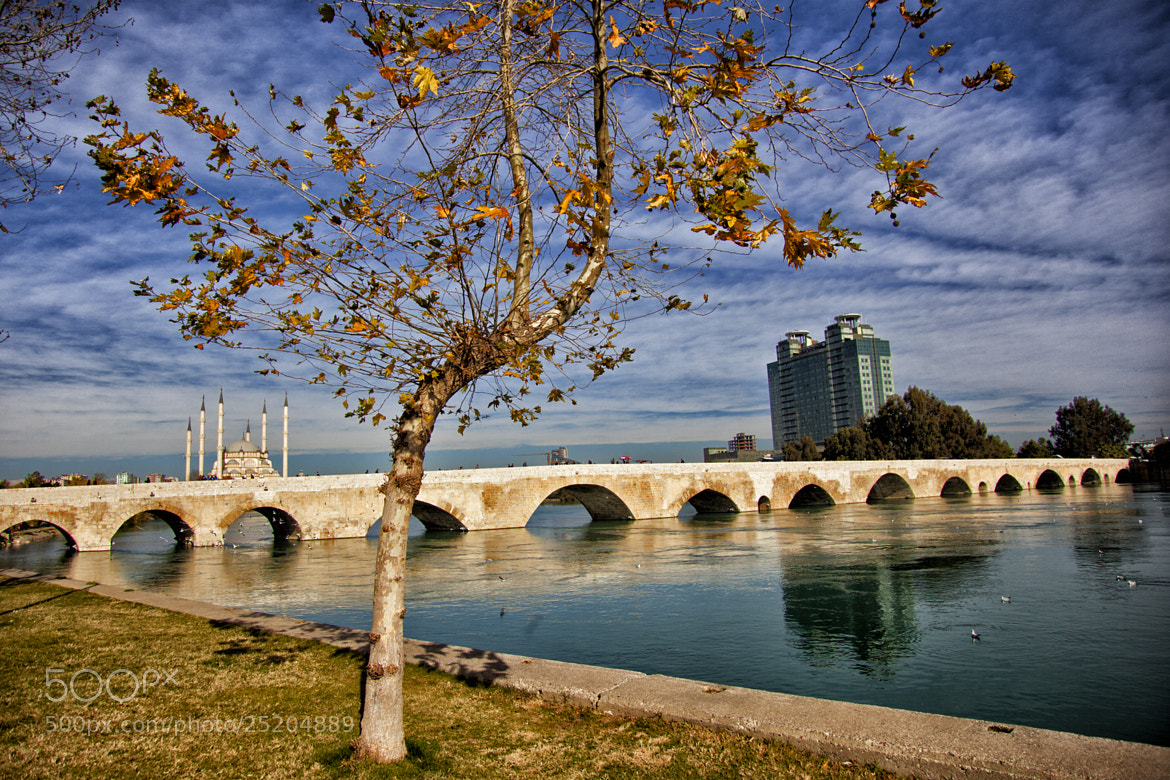 Photograph Stone bridge/Adana by drmunal on 500px