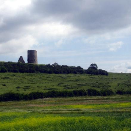 Hadleigh Castle, Essex, Canon POWERSHOT SX210 IS