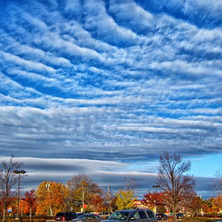 Stormy Weather, Fujifilm FinePix E510