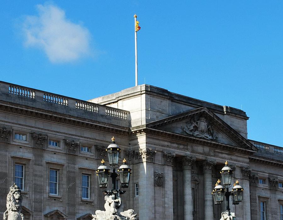Buckingham Palace by Sandra  on 500px.com