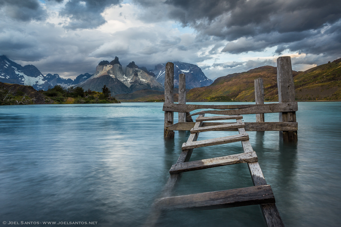 Photograph Stairway to 'Cuernos del Paine' by Joel Santos on 500px