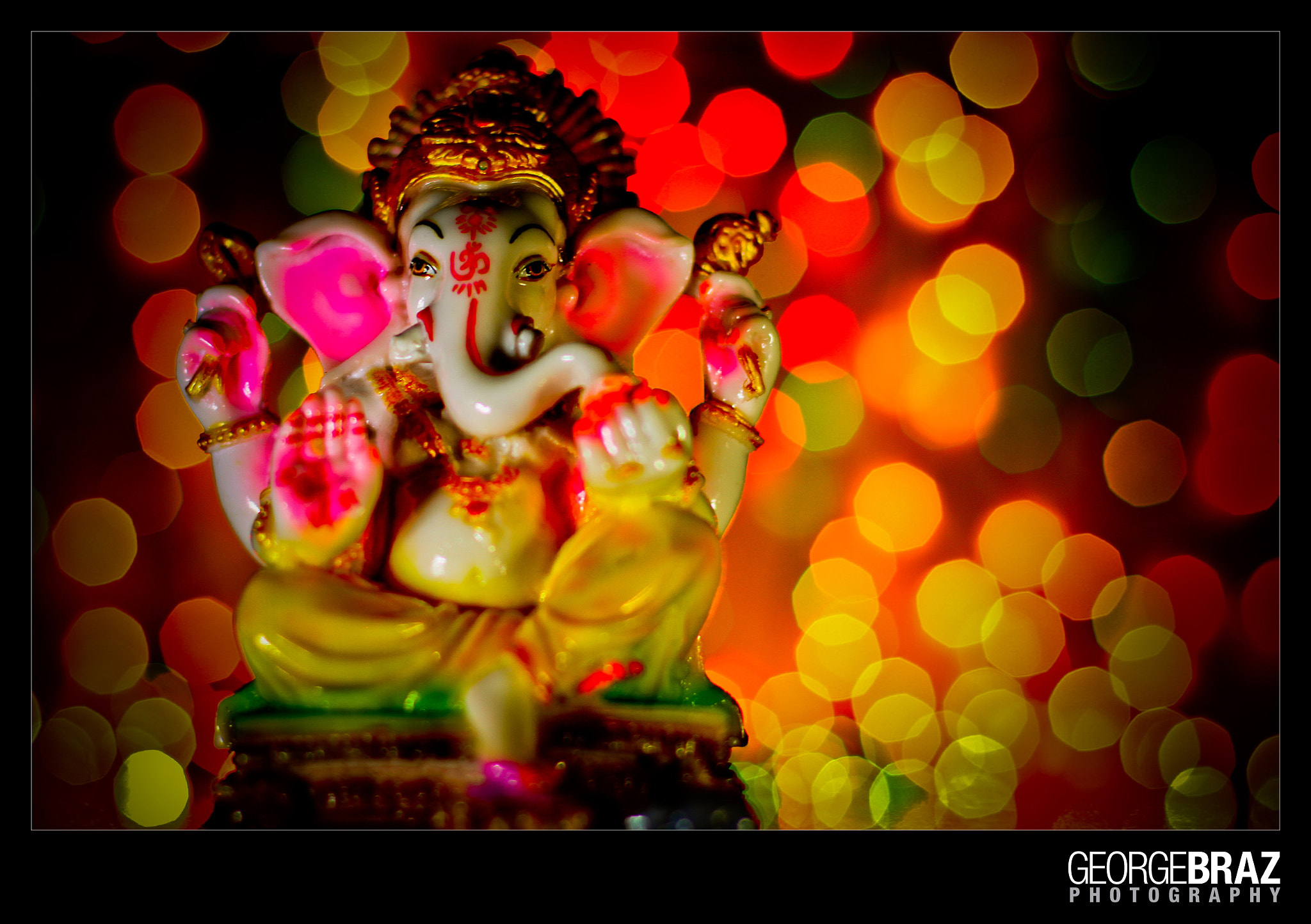 Photograph Ganesh Chaturthi by George Braz on 500px