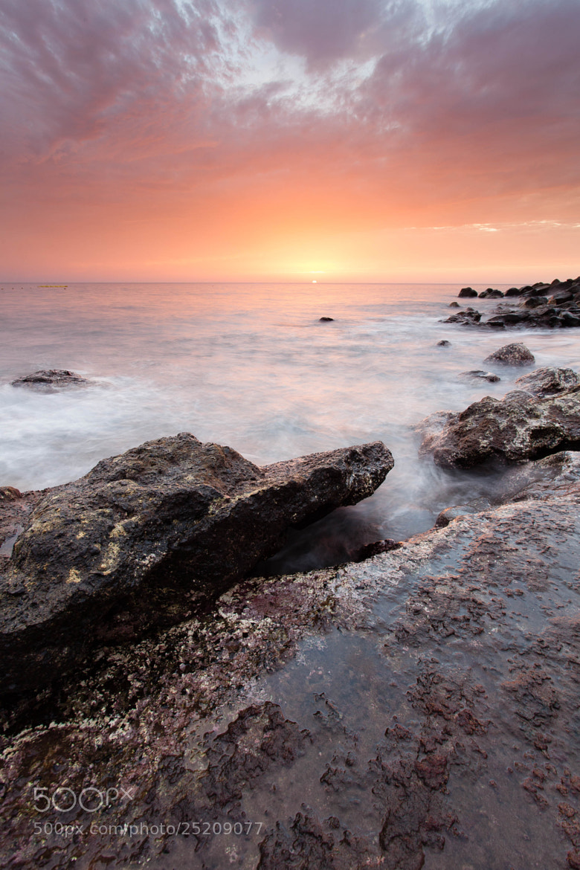 Photograph Cala Blanca Sunset by Carl Mickleburgh on 500px