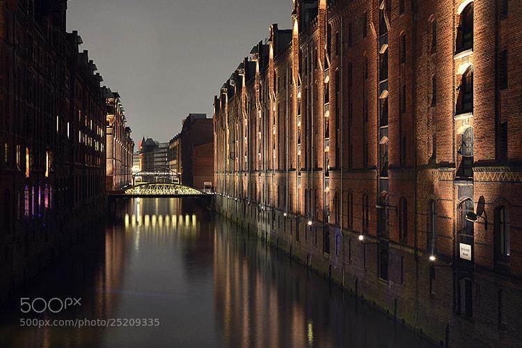 Photograph Hamburg I by Niklas Petrak on 500px