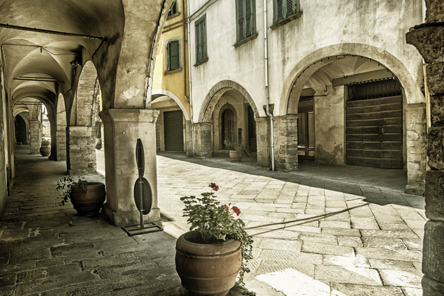 Bagnone, old village in Lunigiana by Claudio G. Colombo on 500px.com