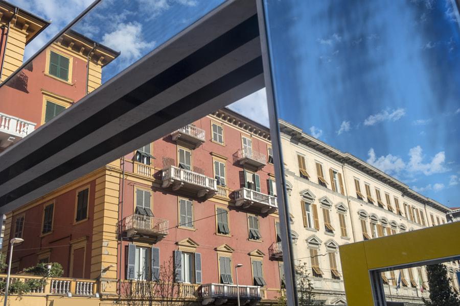 La Spezia: Giuseppe Verdi square by Claudio G. Colombo on 500px.com