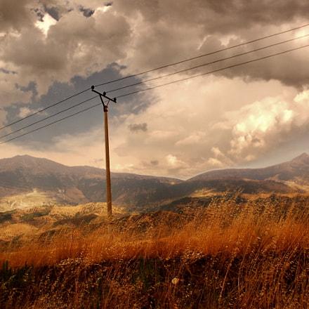 Wild East, Nikon D50