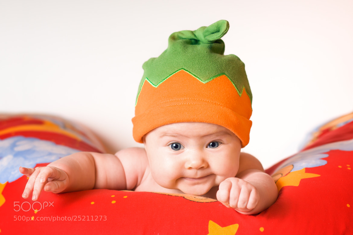 Photograph Baby Pumpkin by Nebbius )) on 500px