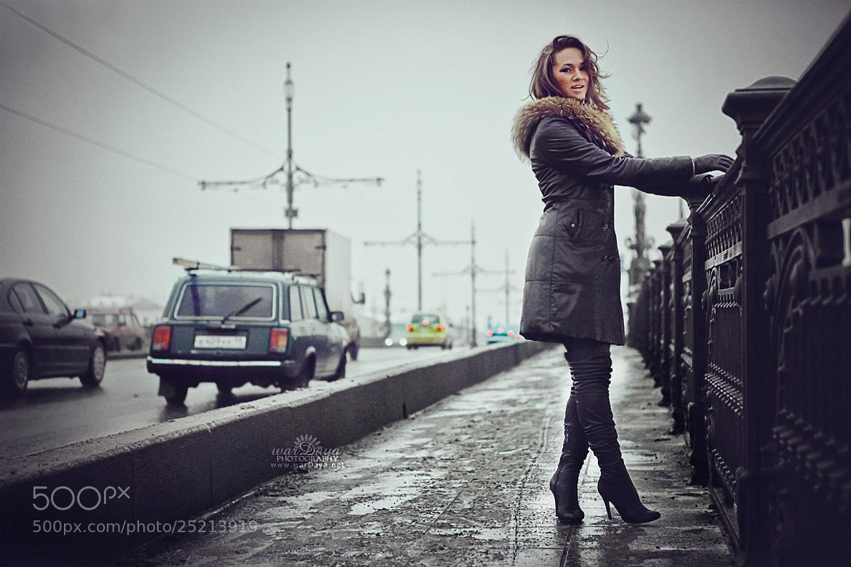 Photograph Russian streets  by Hoda Hany on 500px