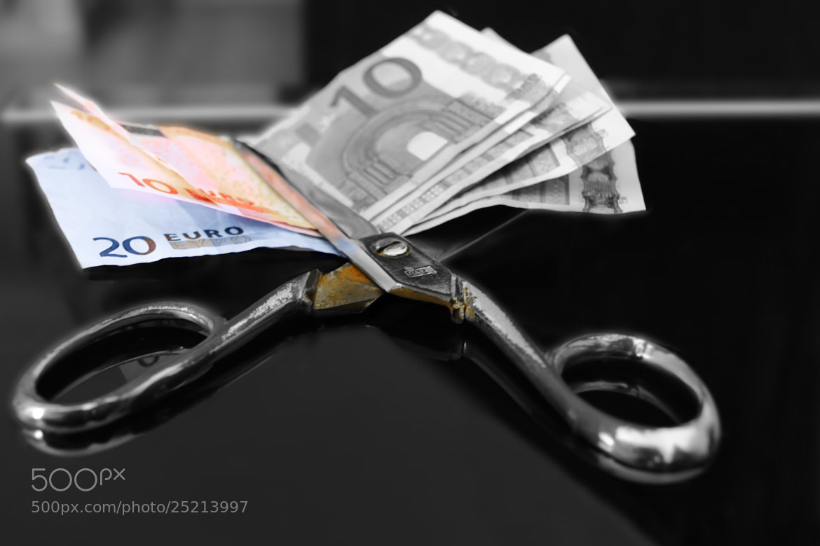 Photograph Austerity - Just a new word by Luis Filipe on 500px