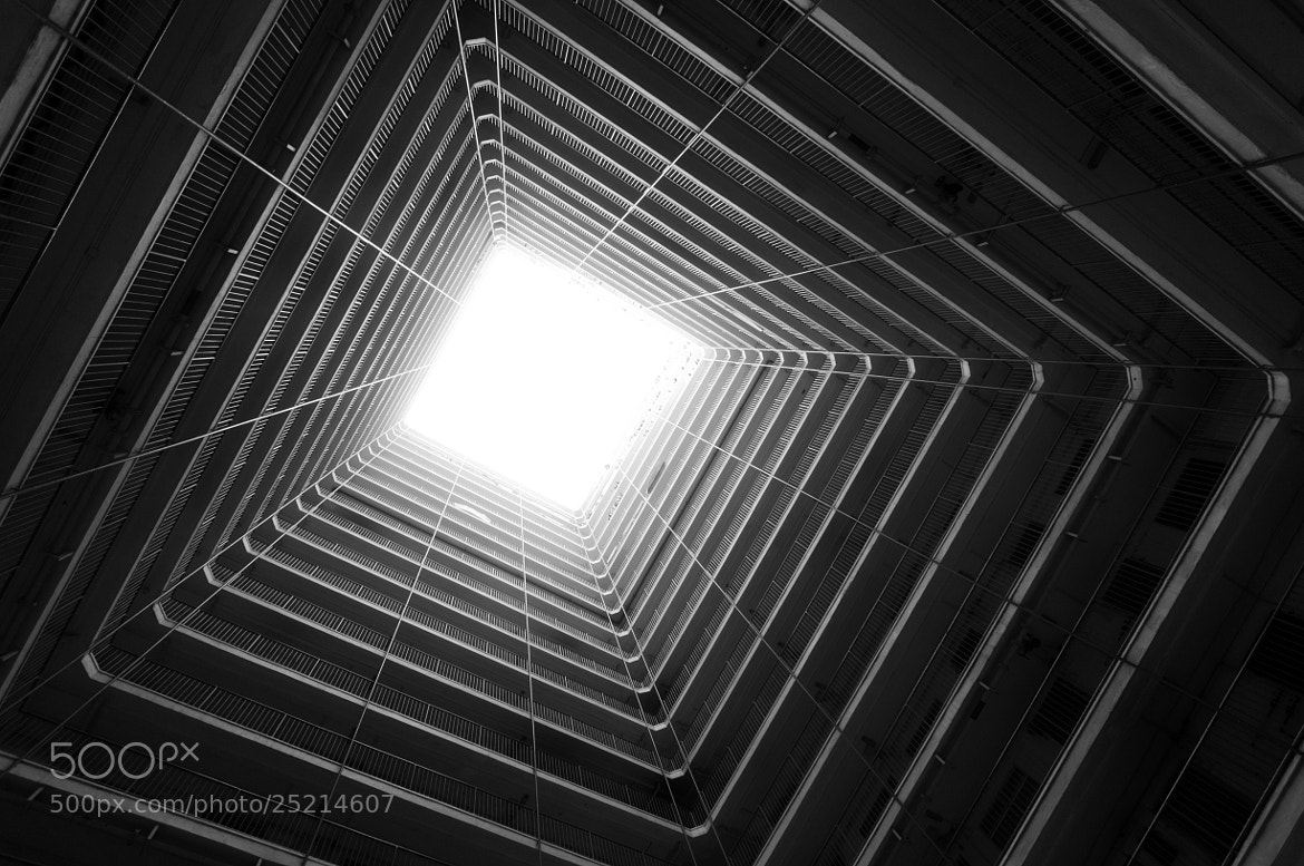 Photograph Look Above by Adrian Wai on 500px