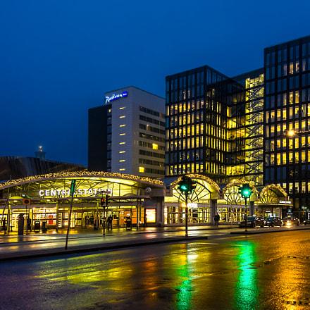 Part of Stockholm, Nikon COOLPIX P7800