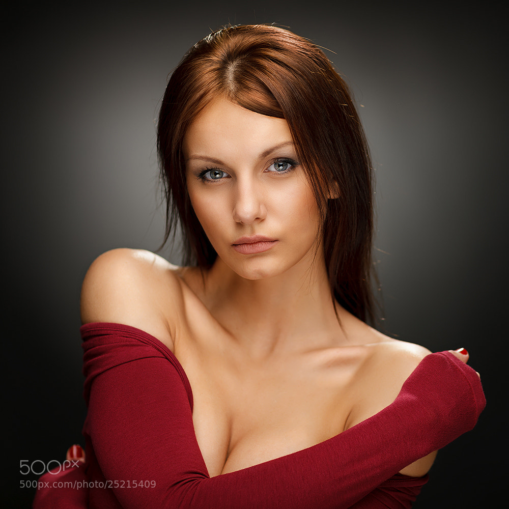 Photograph Sensual picture of young beautiful female by Pavel Kolotenko on 500px
