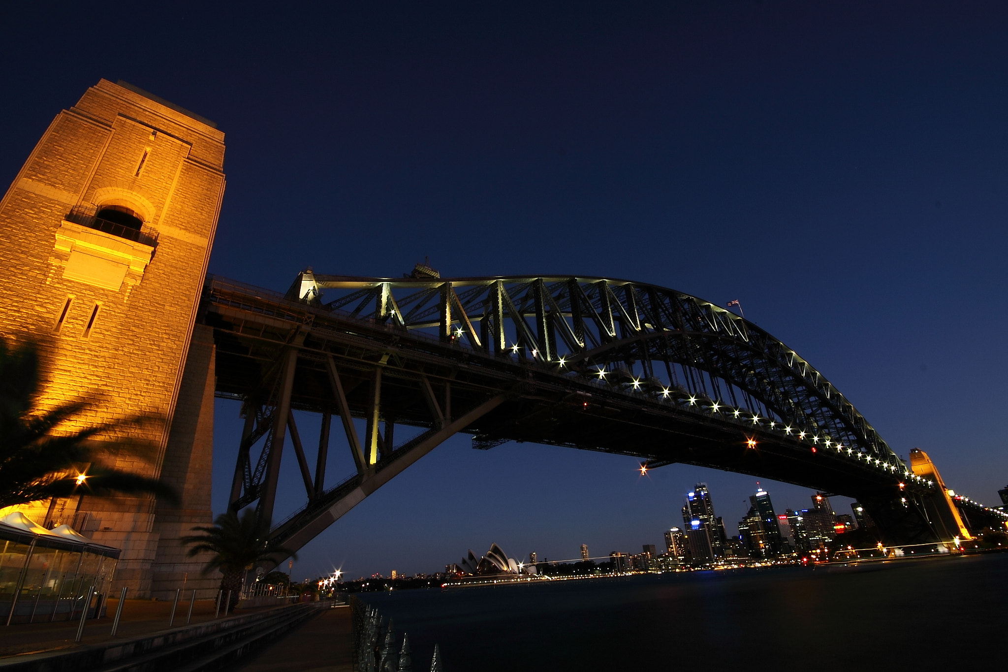 Photograph Harbour bridge by Herain Kanthatham on 500px